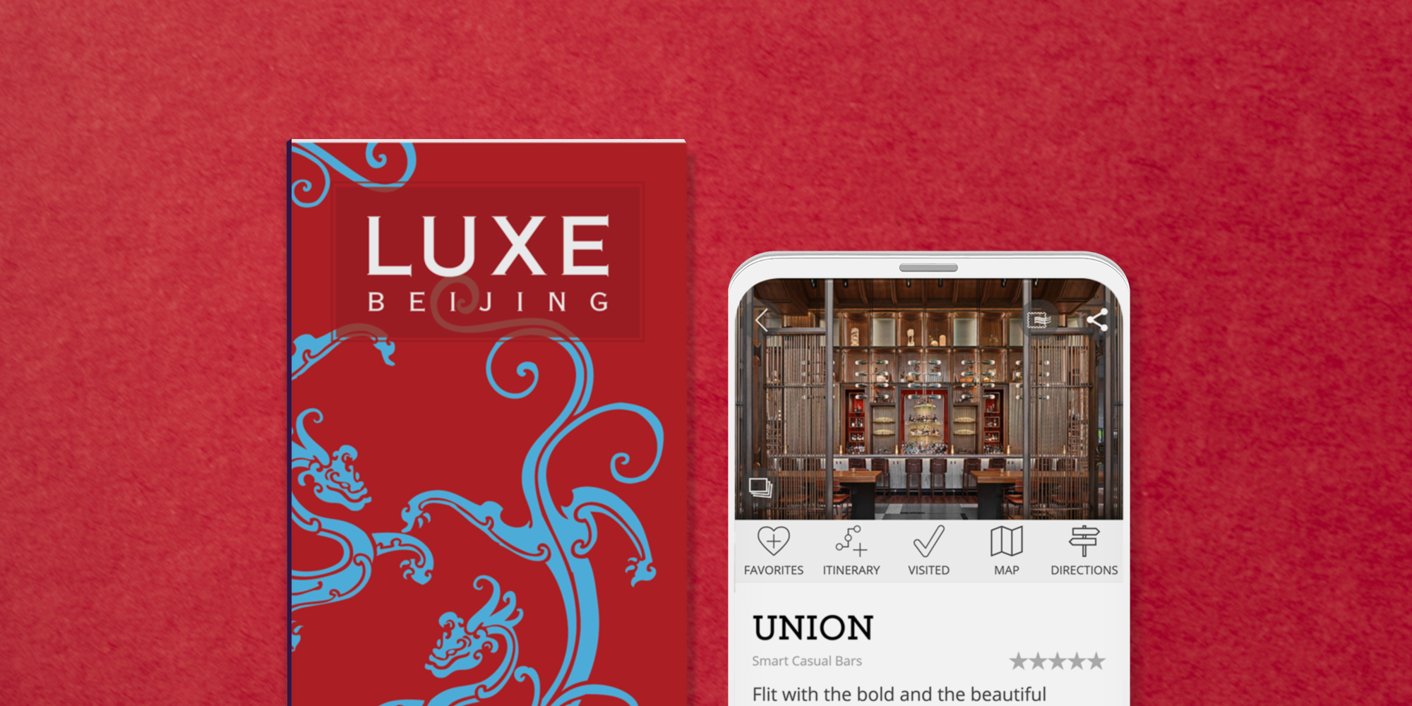 Beijing print guide and digital guide