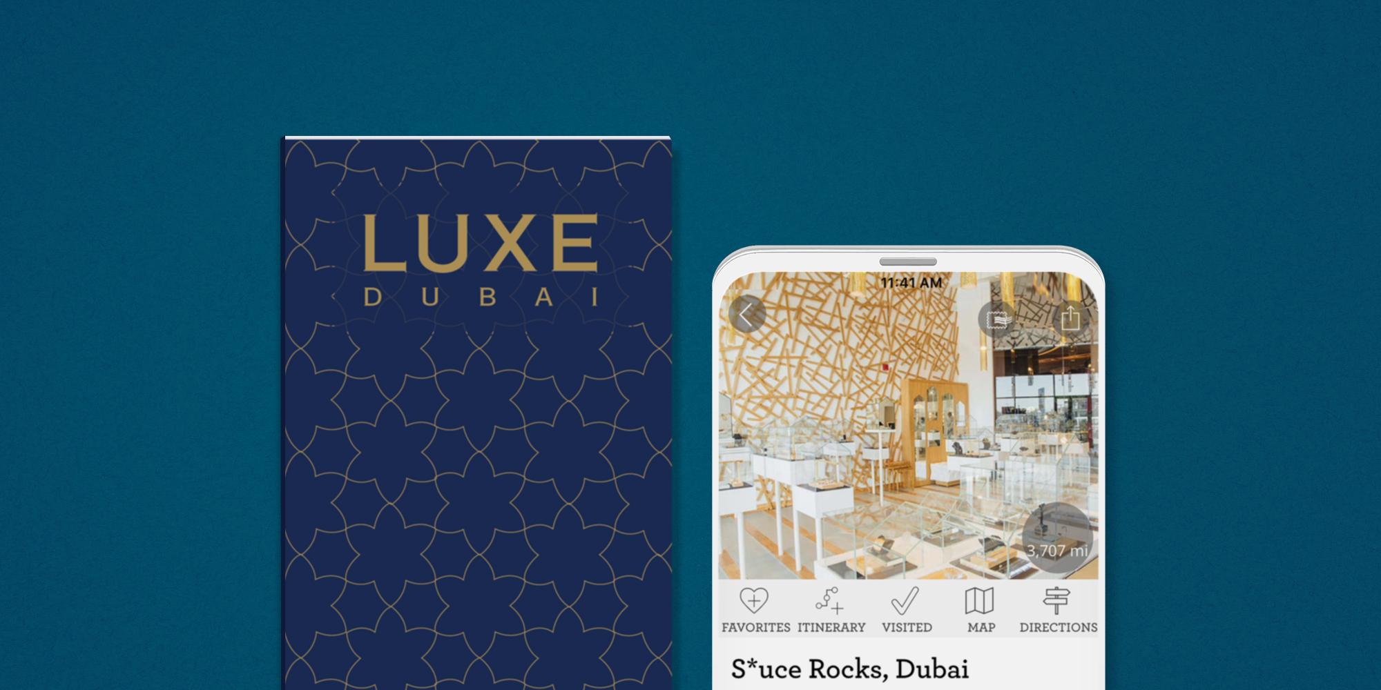 Dubai print guide and digital guide