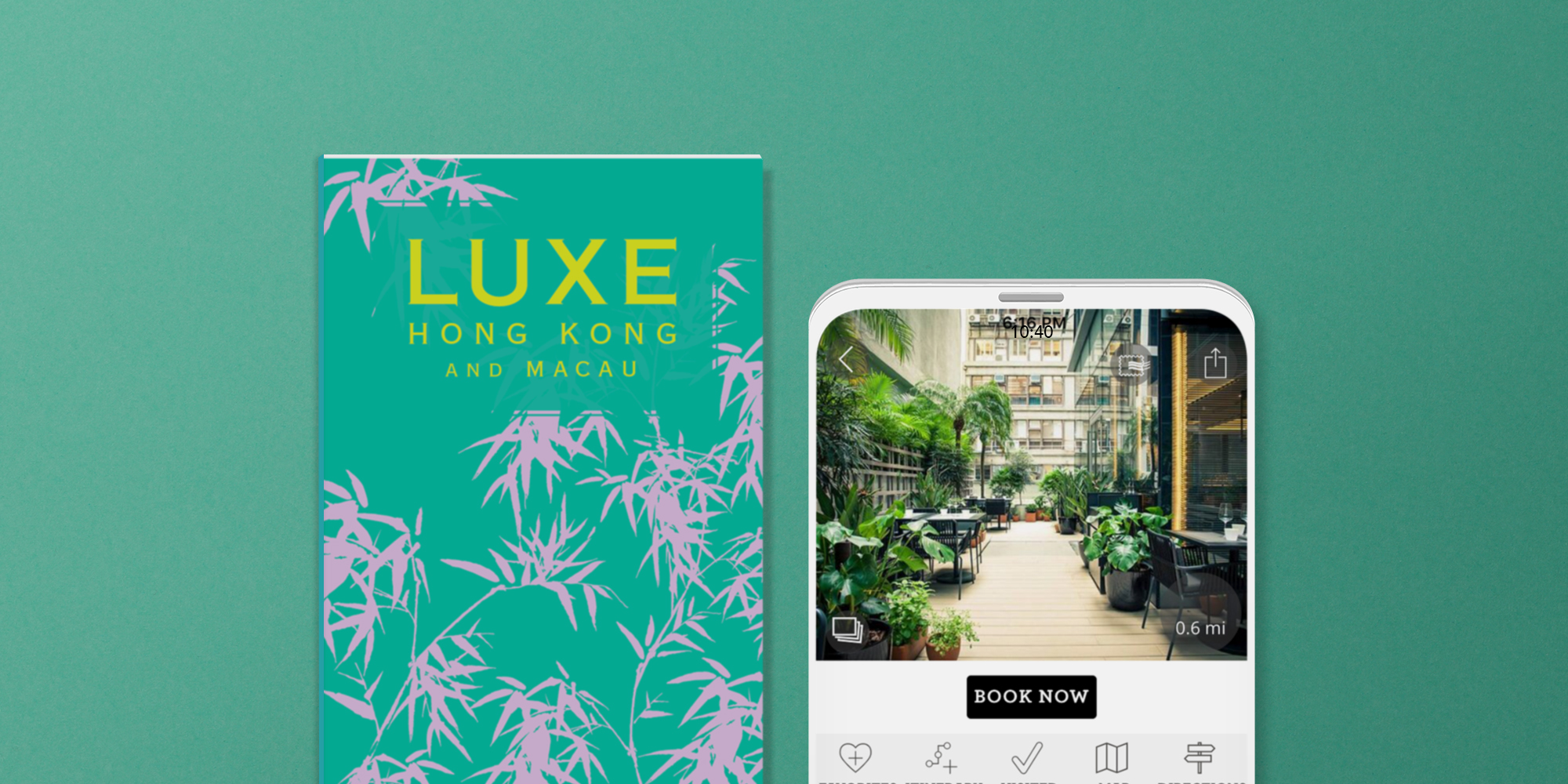 Hong Kong print guide and digital guide