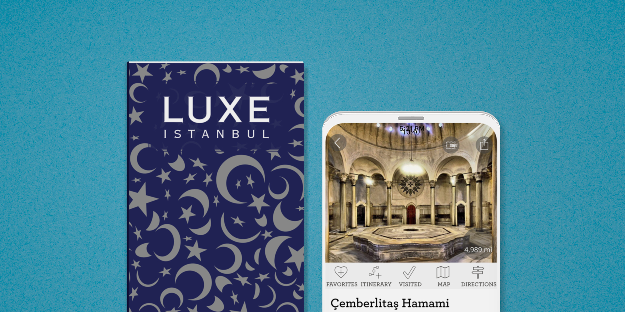 Istanbul print guide and digital guide