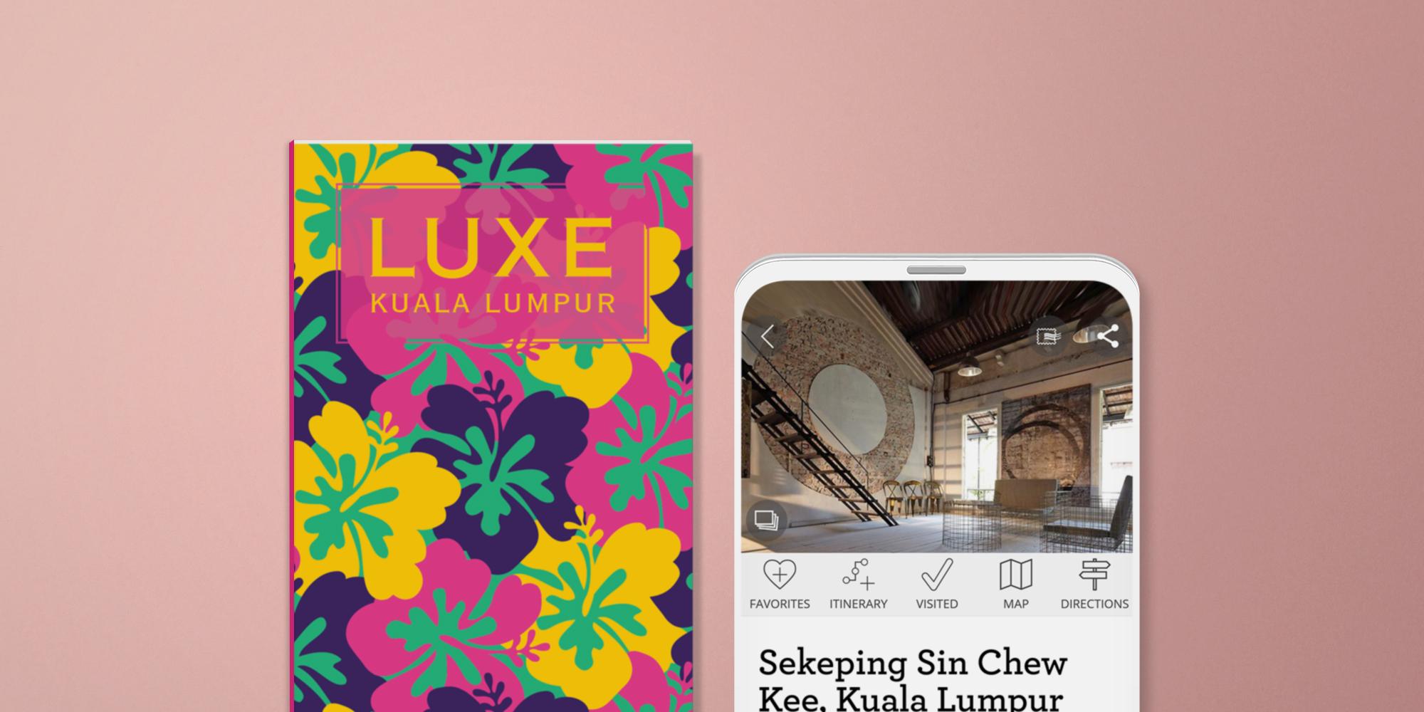 Kuala Lumpur print guide and digital guide